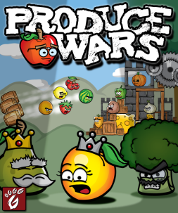 Produce Wars Box Art