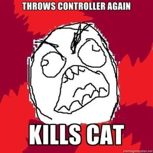 controller cat